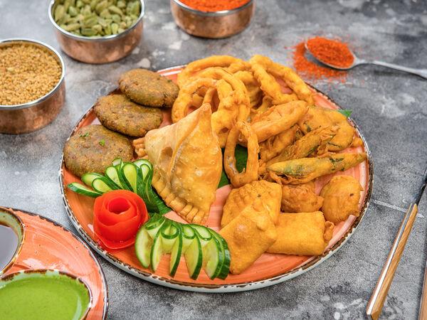 Ресторан индийской кухни Dhaba