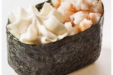 Суши-крем креветка
