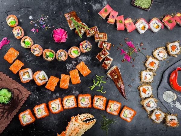 Сашими суши