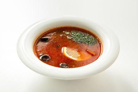 Суп Солянка мясная