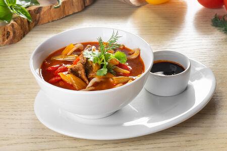 Суп Самый лучший лагман