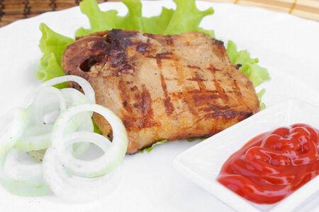 Шашлык Свиная корейка