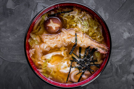 Суп Набэяки удон