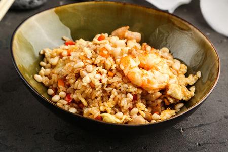 Рис с цыпленком