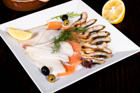 Плато рыбное