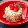 Фото к позиции меню Русский салат с курицей