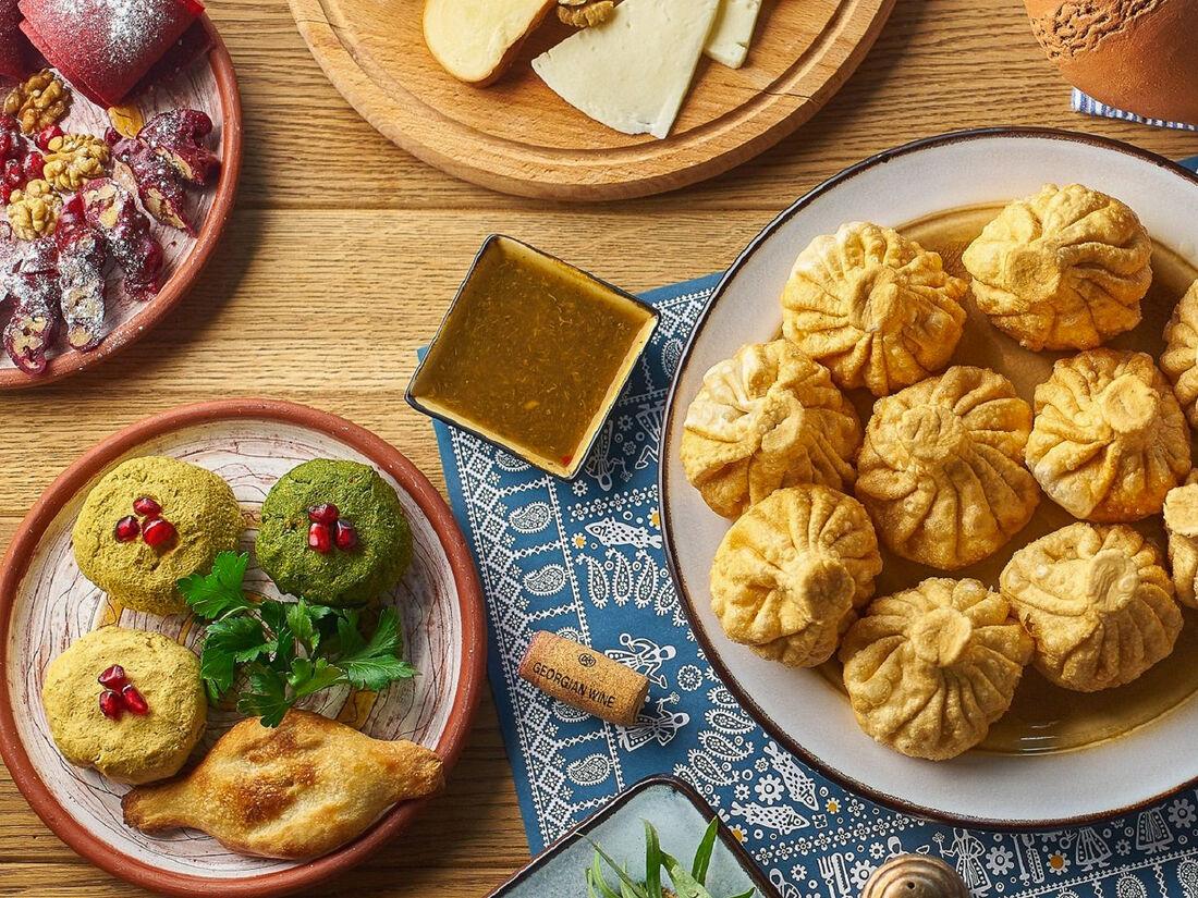 Хинкали-бар Pshaveli