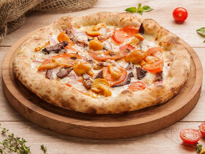 Пицца Ля карне