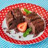 Фото к позиции меню Шоколадный брауни