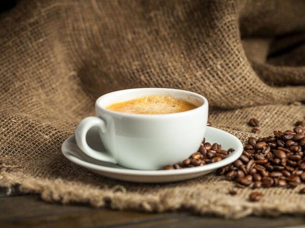Гравитация кофе