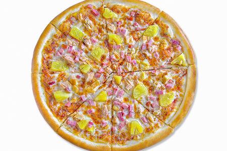 Пицца гавайская 25 см