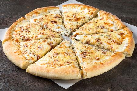 Мегапицца Четыре сыра