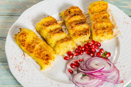 Картофель люля