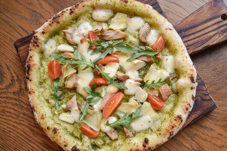 Пицца Поло песто