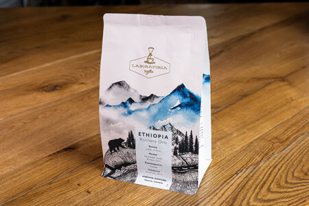 Кофе в зернах Ethiopia Kochere Orsi