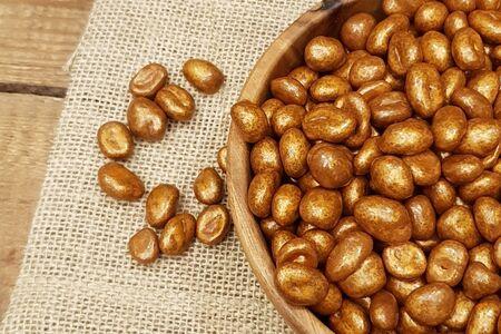 Драже жженый арахис в бельгийском шоколаде