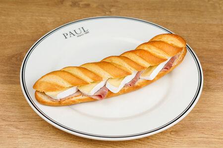 Сэндвич Венский с сыром Камамбер