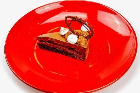 Десерт Шоколадно-вишневый