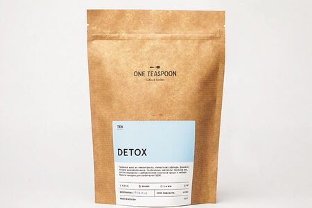 Пакетик травяного чая Detox