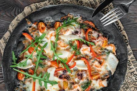 Пицца Нерро