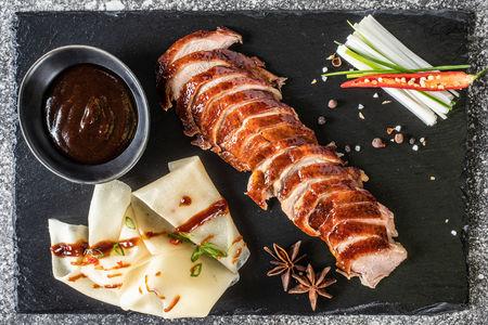 Утка по-пекински порционная