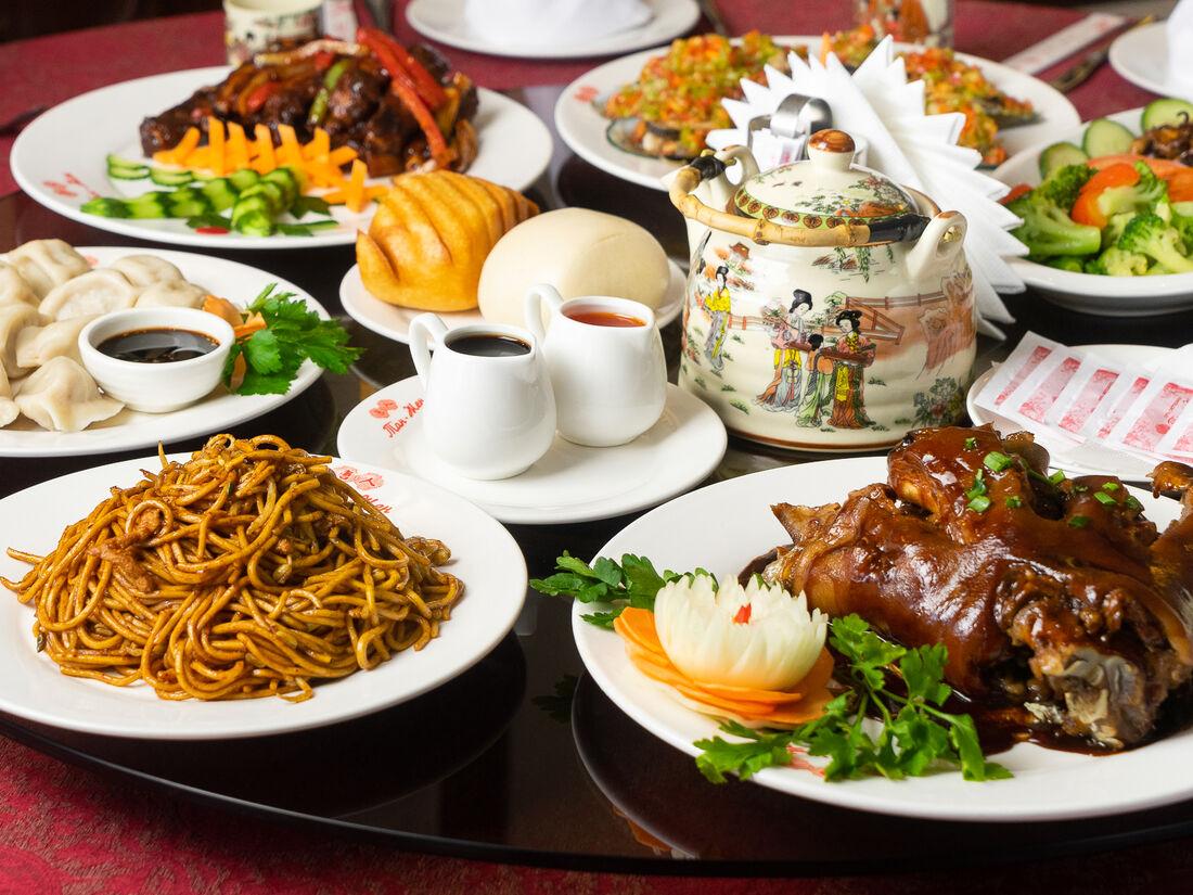 Тан Жен китайская кухня