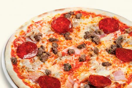Пицца Мясной пир