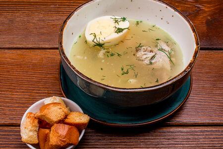 Суп Бульончик куриный
