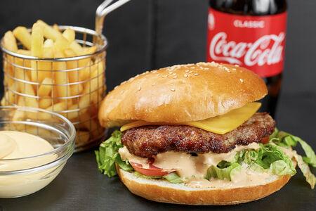 Набор Бифбургер комбо