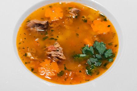 Суп с мясом La Prima Margherita