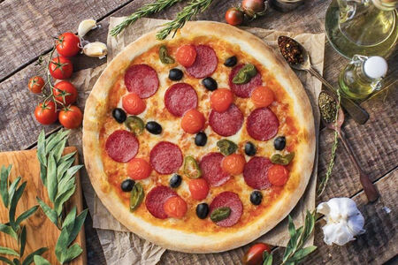 Пицца Табаско