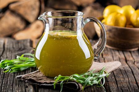 Лимонад домашний Тархун