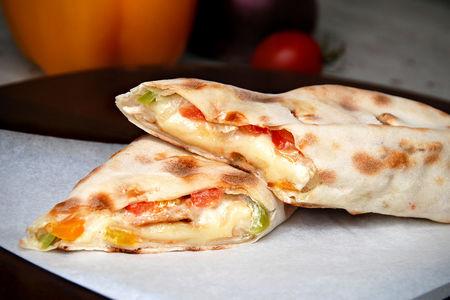 Пицца-ролл Ветчина с грибами