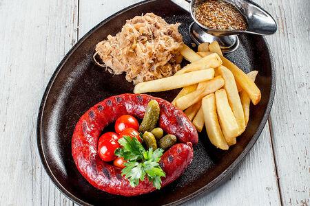 Немецкая колбаска