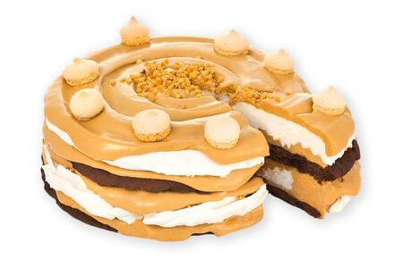 Торт Три Колобка