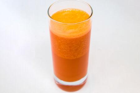 Свежевыжатый сок Морковный