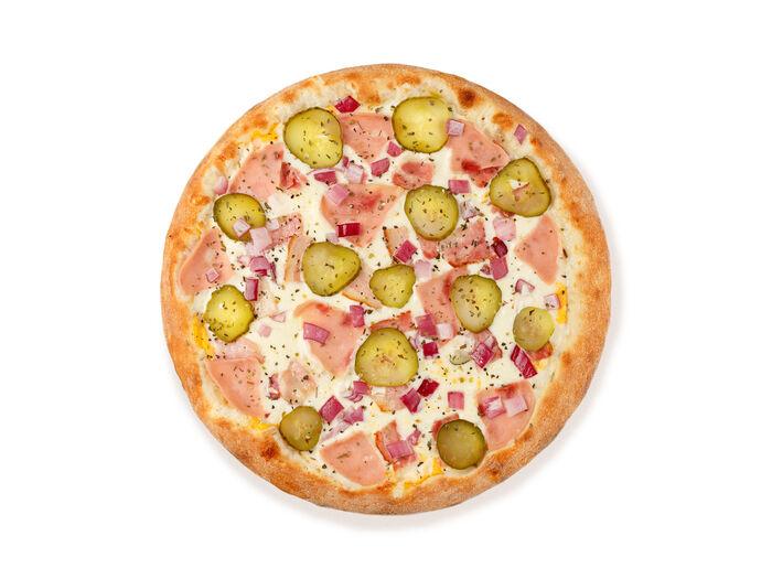 Пицца Чизбургер пицца