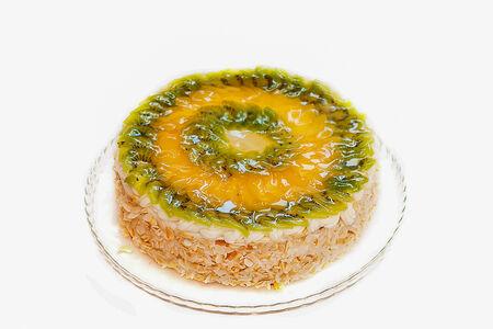 Торт Фруктовое ассорти целый