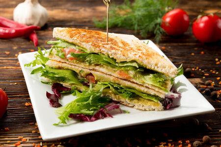 Сэндвич Фитнес