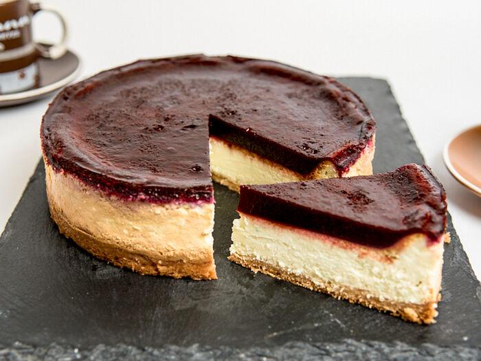 Торт Чизкейк ягодный