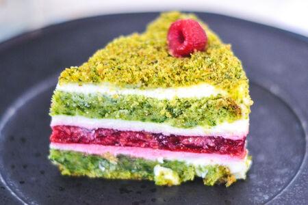 Торт Шпинатный