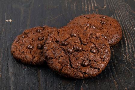 Кукис шоколадный