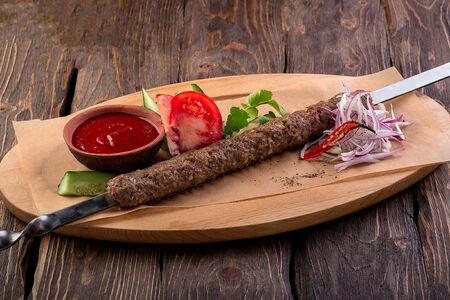 Кебаб из баранины