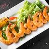 Фото к позиции меню Креветки Том Ям