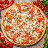 Фото к позиции меню Пицца Летняя