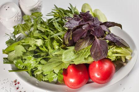 Букет овощной