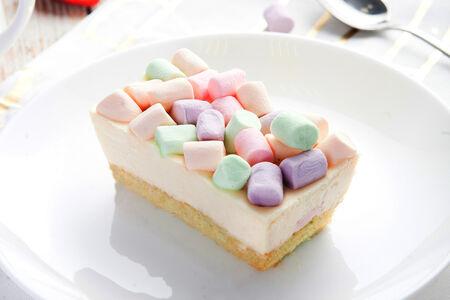 Пирожное Пабана Клубничная