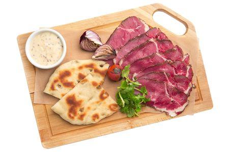 Сыровяленая говядина