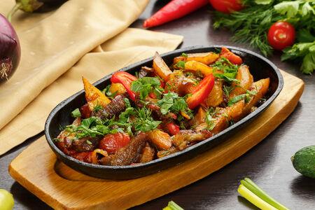 Жаркое по-азербайджански