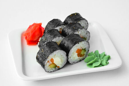 Ролл Осака с лососем